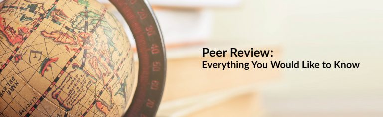 Peer Review: Everything You Would Like to Know