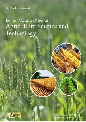 Journal of Advanced Research in Agriculture Science and Technology