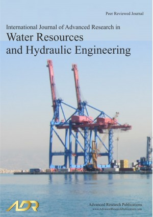 International Journal of Advanced Research in Water Resources and Hydraulic Engineering