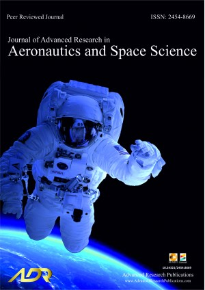 Journal of Advanced Research in Aeronautics and Space Science