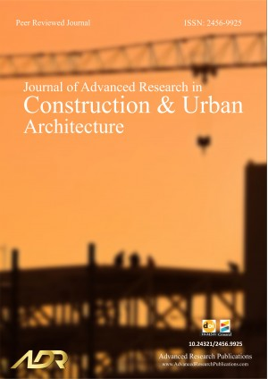 Journal of Advanced Research in Construction and Urban Architecture