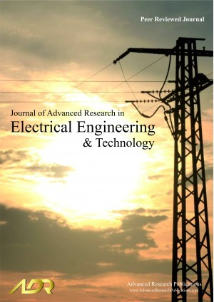 Journal of Advanced Research in Electrical Engineering and Technology