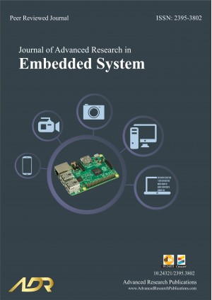 Journal of Advanced Research in Embedded System