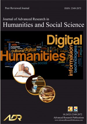 Journal of Advanced Research in Humanities and Social Sciences