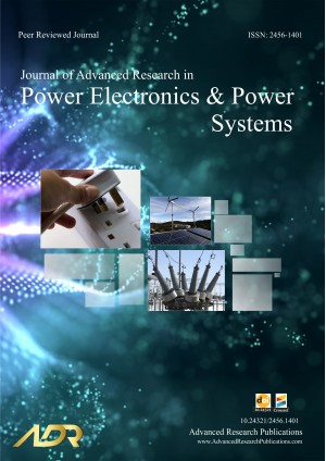 Journal of Advanced Research in Power Electronics and Power Systems
