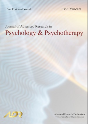 Journal of Advanced Research in Psychology and Psychotherapy