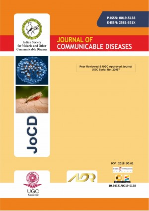 Journal of Communicable Diseases