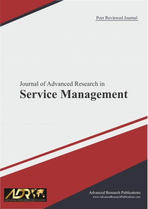 Journal of Advanced Research in Service Management