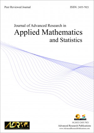 Journal of Advanced Research in Applied Mathematics and Statistics