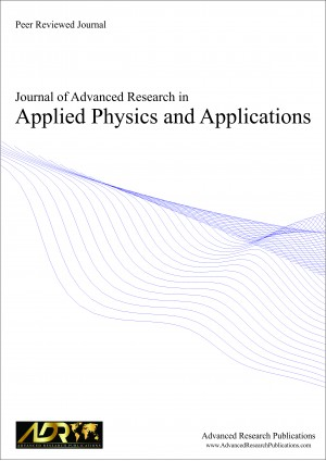 Journal of Advanced Research in Applied Physics and Applications