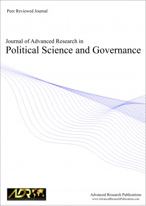 Journal of Advanced Research in Political Science and Governance