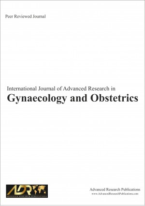 International Journal of Advanced Research in Gynaecology and Obstetrics