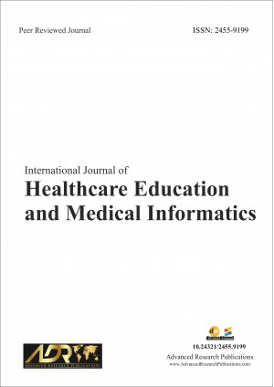 International Journal of Healthcare Education and Medical Informatics
