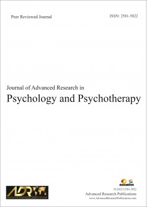 Journal of Advanced Research in Psychology & Psychotherapy