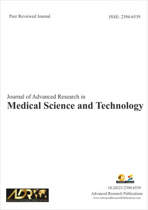 Journal of Advanced Research in Medical Science and Technology
