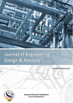 Journal of Engineering Design & Analysis