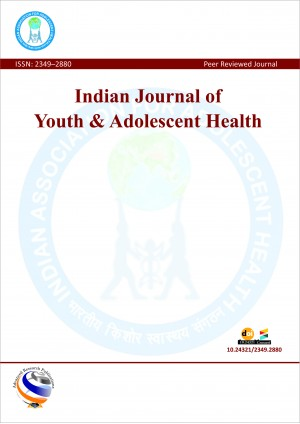 Indian Journal of Youth and Adolescent Health