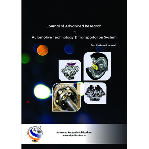 Journal of Advanced Research in Automotive Technology and