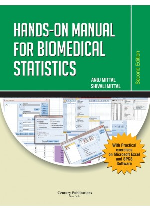 Hands-On Manual For Biomedical Statistics