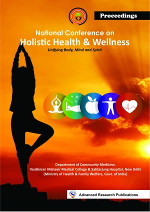 Proceeding National Conference on Holistic Health and Wellness