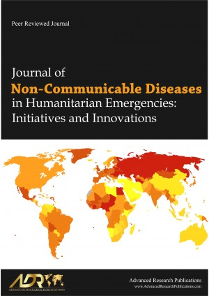 Journal of Non-Communicable Diseases in Humanitarian Emergencies: Initiatives and Innovations