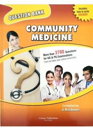 Question Bank Community Medicine