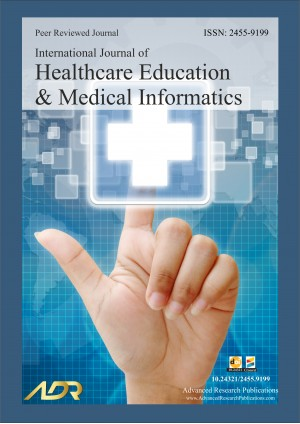 International Journal of Healthcare Education & Medical Informatics