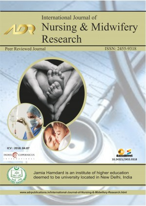 International Journal of Nursing & Midwifery Research