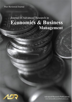 Journal of Advanced Research in Economics & Business Management