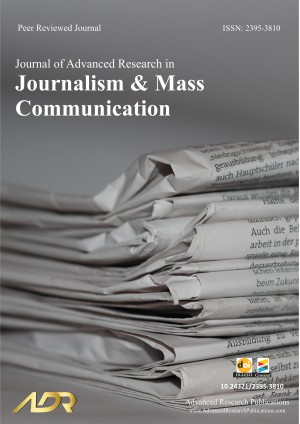 Journal of Advanced Research in Journalism & Mass Communication