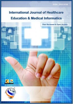 International Journal of Healthcare Education & Medical Informatics