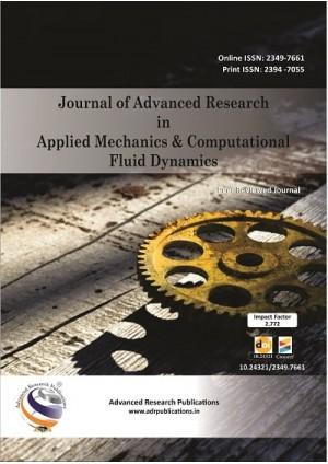 Journal of Advanced Research in Applied Mechanics & Computational Fluid Dynamics