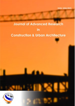 Journal of Advanced Research in Construction & Urban Architecture